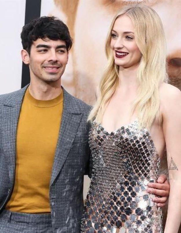 Mariage de Sophie Turner et Joe Jonas  les fans sont furieux