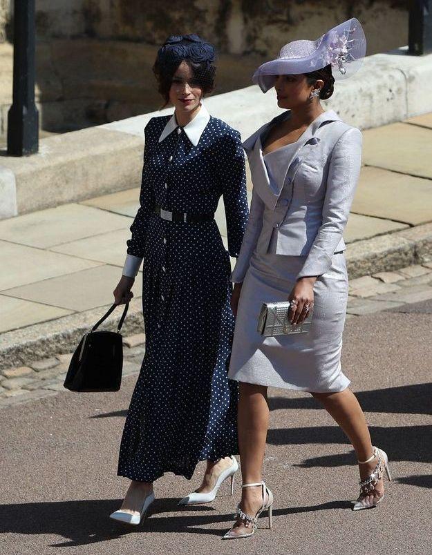 Abigail Spencer (à gauche)
