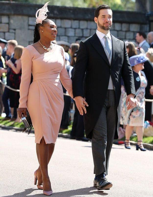 Serena Williams et son mari Alexis Ohanian
