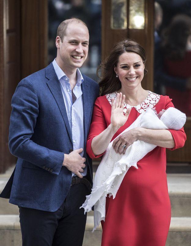 Mariage du prince Harry et Meghan Markle : voici pourquoi le prince Louis ne sera pas présent à la cérémonie