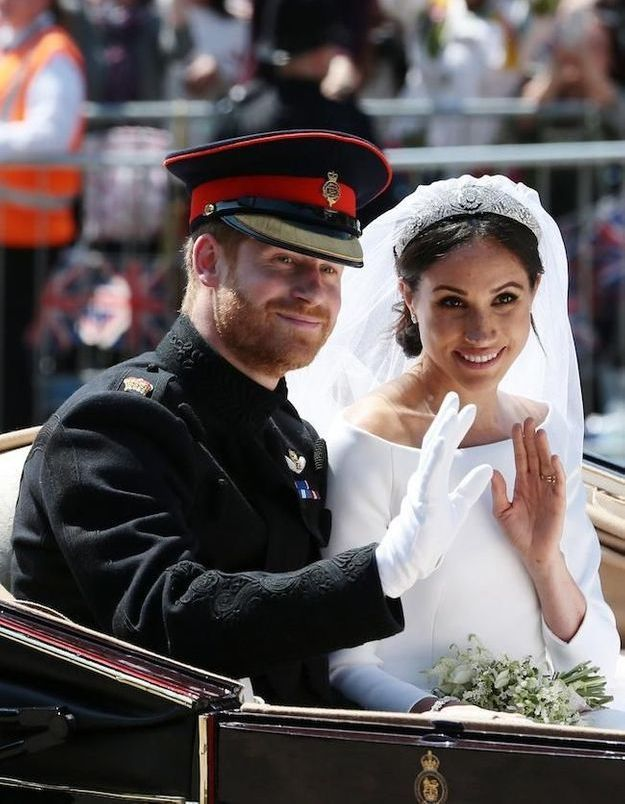 Mariage princier : l'émotion de Thomas Markle, le père de Meghan