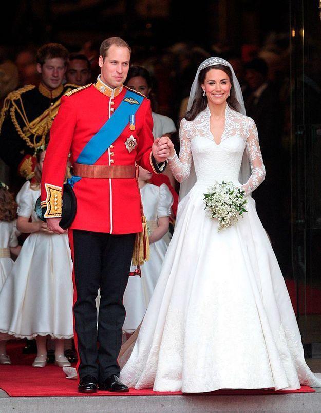 Mariage royal : le prince William et Kate Middleton, le conte de fées
