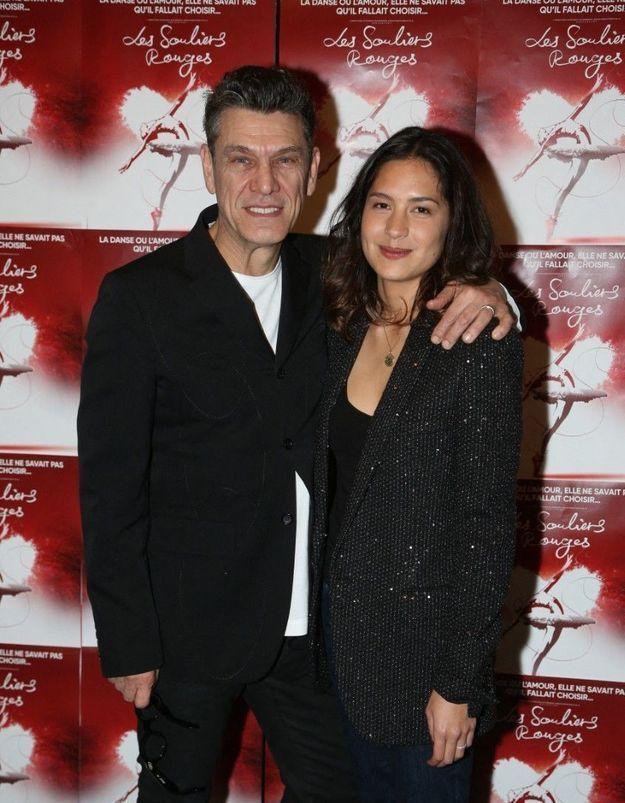 Mariage surprise pour Marc Lavoine et Line Papin !