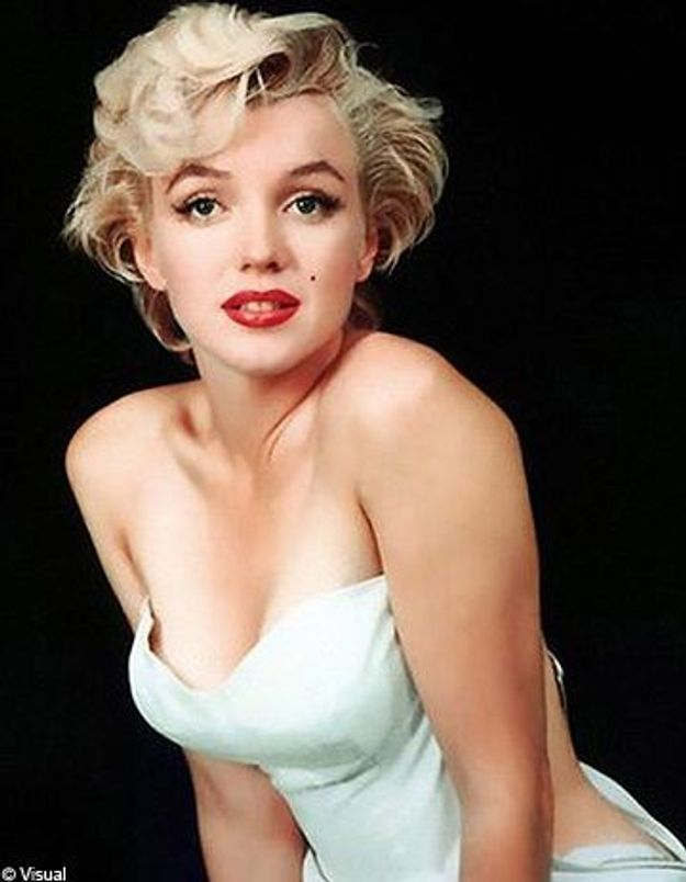 Marilyn Monroe: une radiographie de sa poitrine aux enchères
