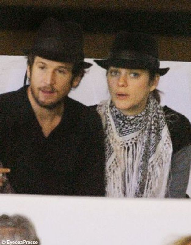 Marion Cotillard et Guillaume Canet : un couple chapeauté