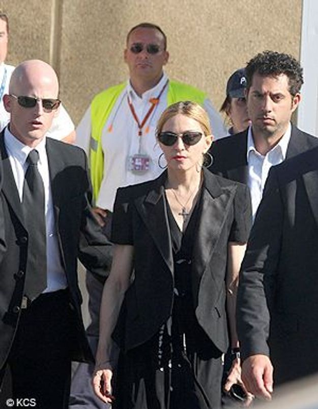 Marseille : Madonna ne veut pas répondre aux enquêteurs