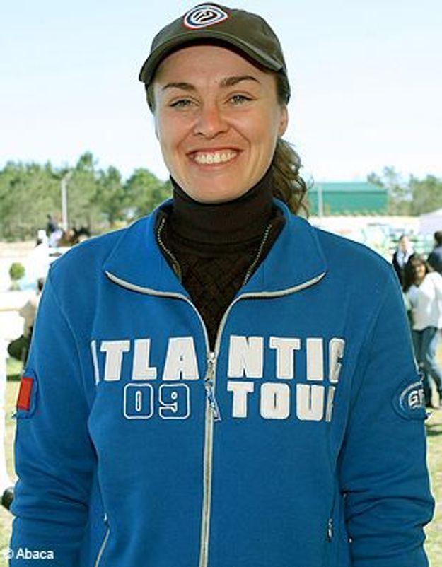 Martina Hingis : l'ex-championne n'a pas peur du ridicule
