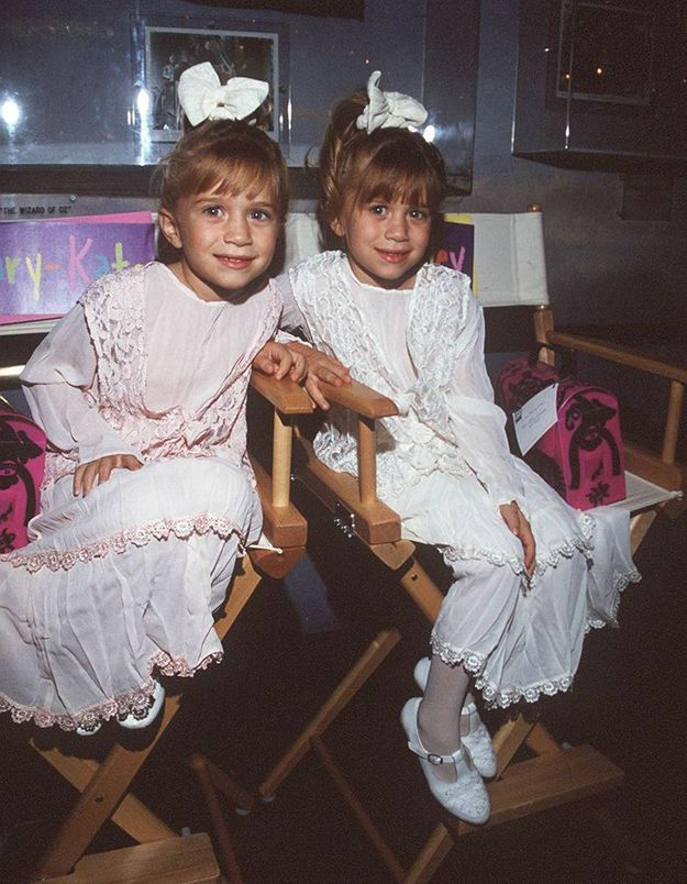 Look jumelles