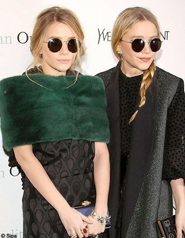 Mary-Kate et Ashley Olsen : fashion queens !