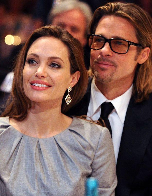 Mastectomie d'Angelina Jolie : un choix « héroïque » pour Brad Pitt