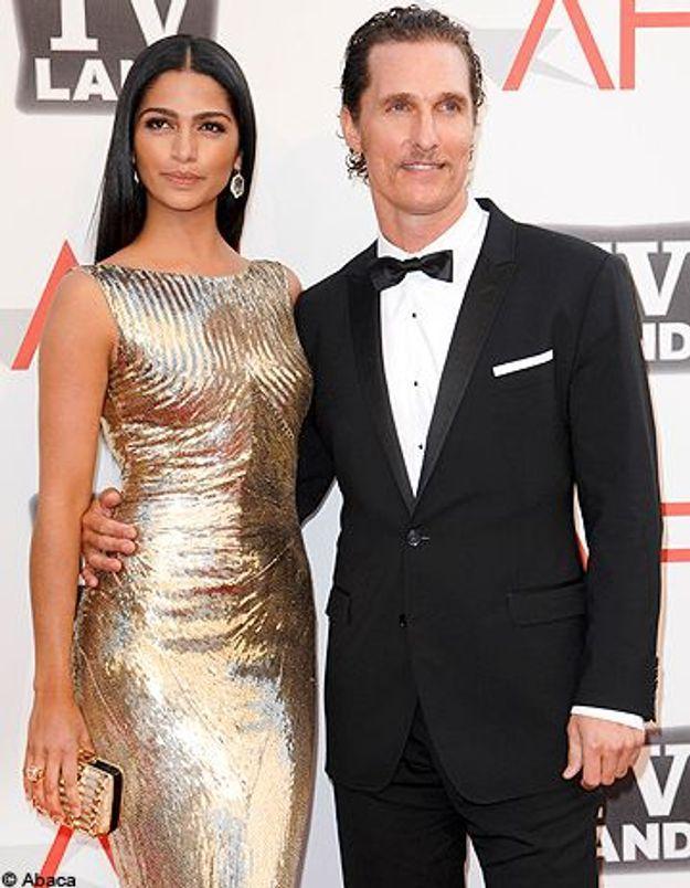 Matthew McConaughey est fiancé !