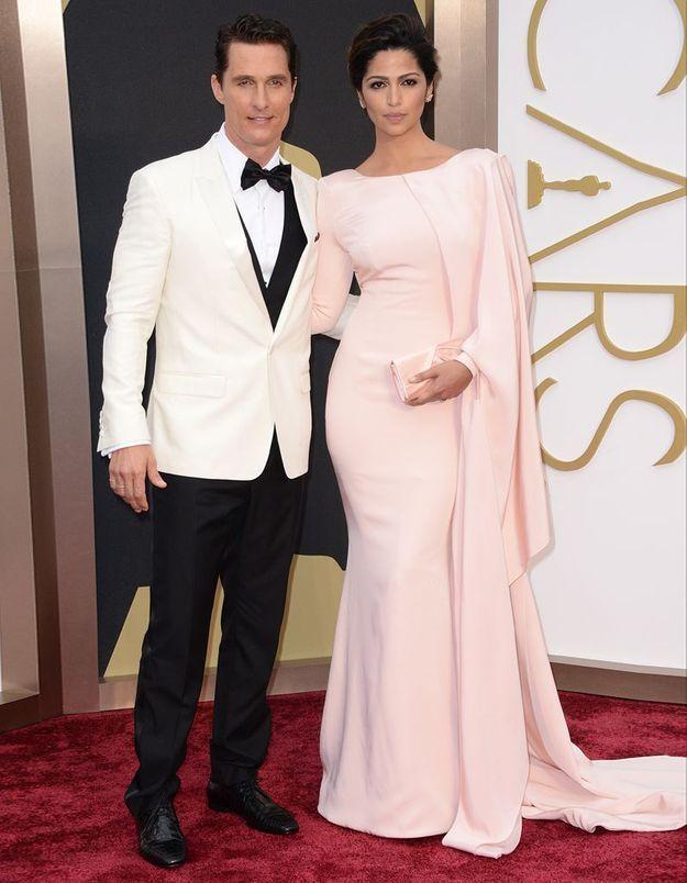 Aux Oscars 2014