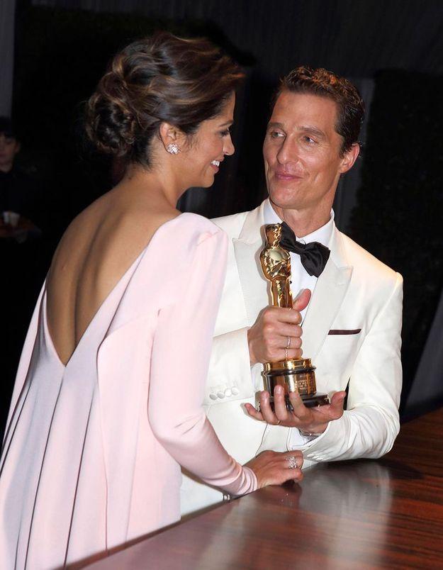 Dans les coulisses des Oscars 2014
