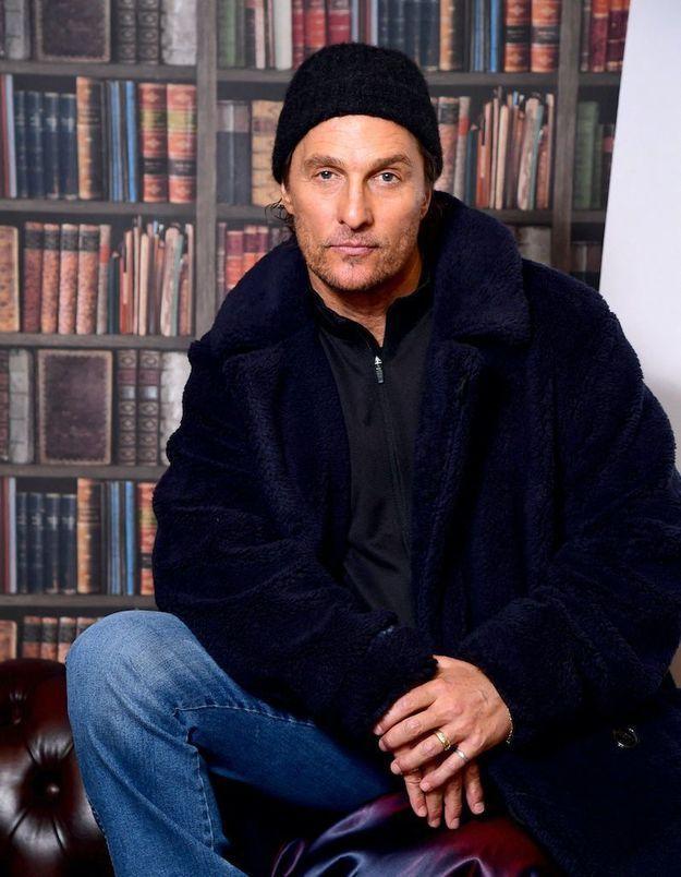 Matthew McConaughey raconte l'agression sexuelle dont il a été victime