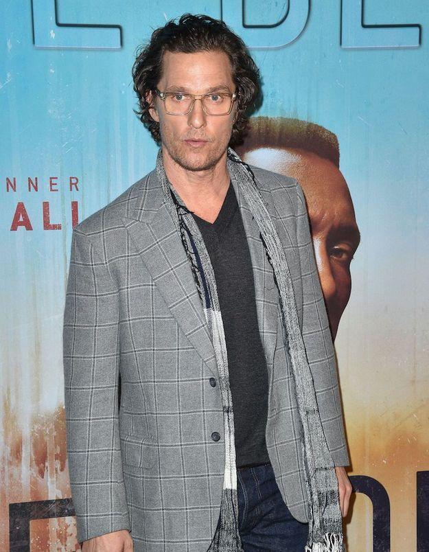 Matthew McConaughey révèle les drôles de circonstances de la mort de son père