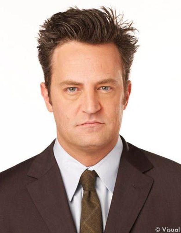 Matthew Perry : « arrêtez de me parler de Friends ! »