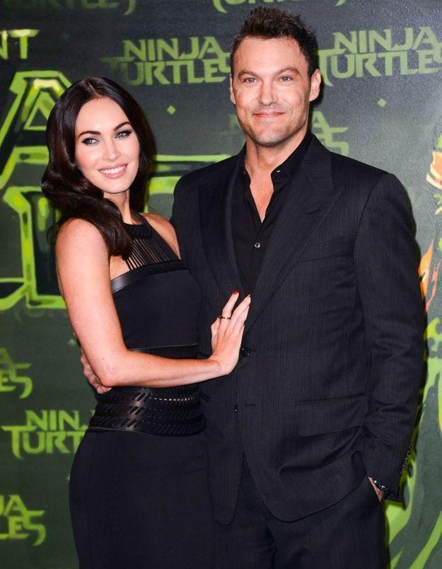 Megan Fox divorce de Brian Austin Green