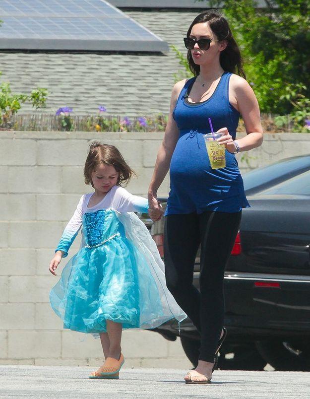Megan Fox : son fils porte des robes, son père, Brian Austin Green, répond aux critiques