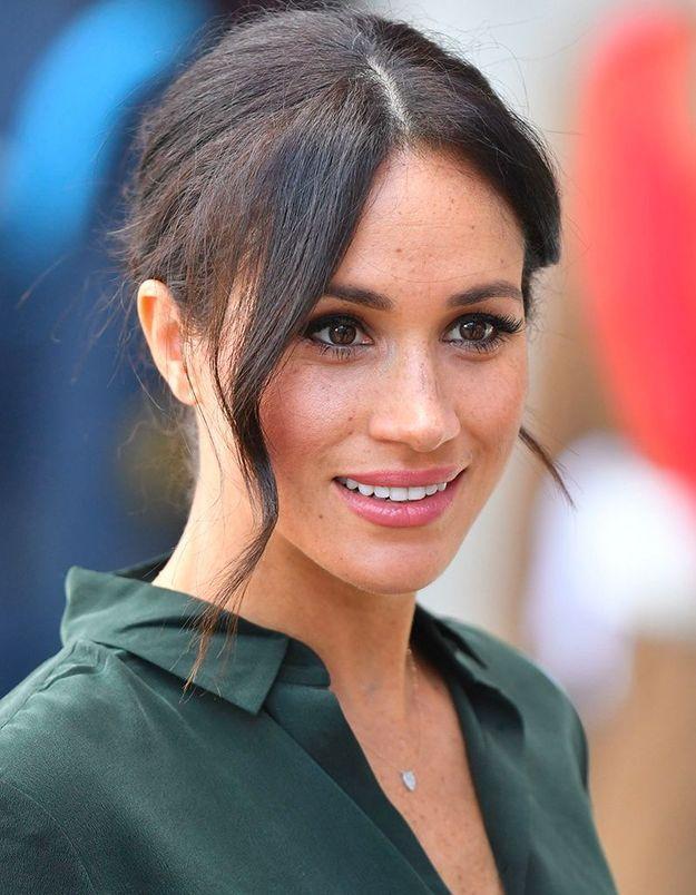 Une duchesse radieuse