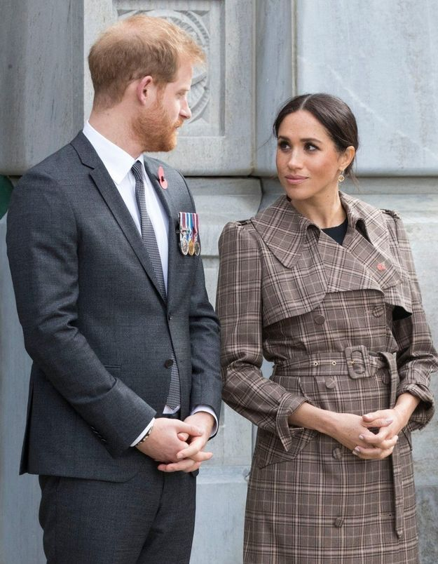 Meghan Markle ne compte pas accompagner le prince Harry en Angleterre