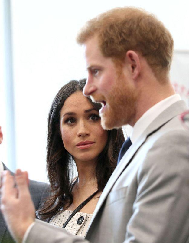 Meghan Markle et Harry : ce détail à l'origine de leur décision de quitter la famille royale ?