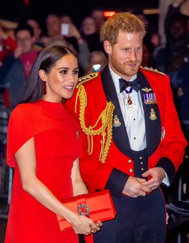 Meghan Markle et Harry : ce geste fort de la reine qui veut tout dire