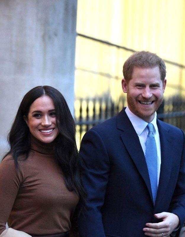 Meghan Markle et Harry : Donald Trump a un petit message pour la reine !