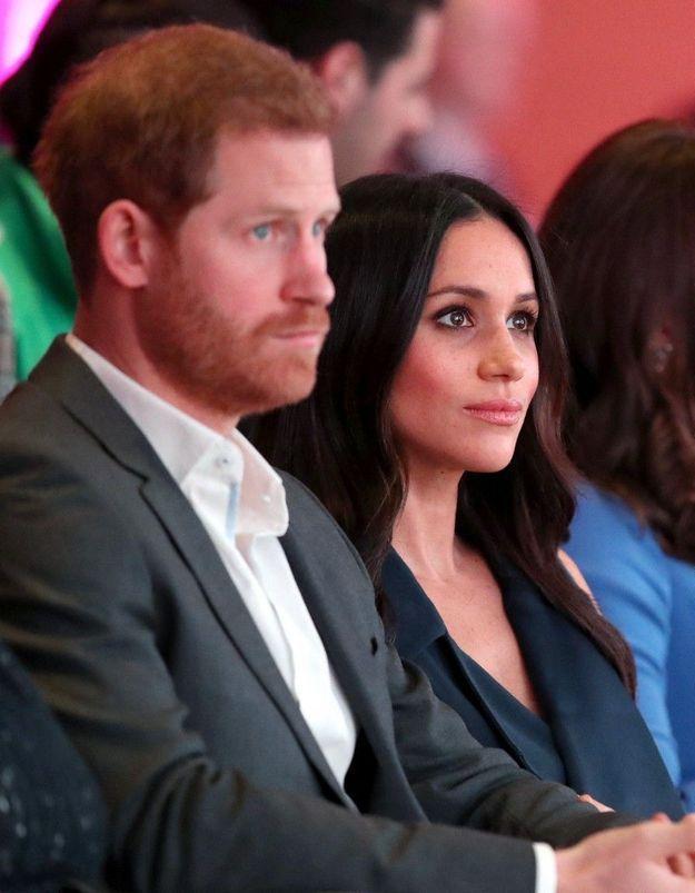 Meghan Markle et Harry : ils choquent en manquant publiquement de respect à la reine !