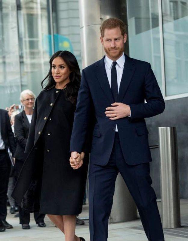 Meghan Markle et Harry : ils déclenchent la colère à cause de la princesse Charlotte