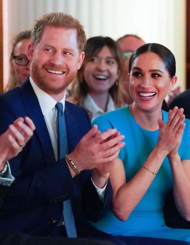 Meghan Markle et Harry : ils vont lancer leur émission tv !