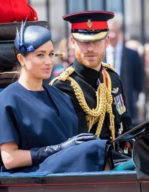 Meghan Markle et le prince Harry : ce détail qui agace fortement les Anglais
