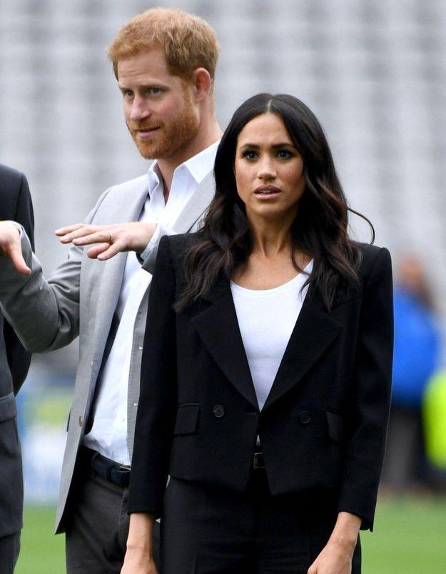 Meghan Markle et le prince Harry : ce terrible sondage au sujet du couple