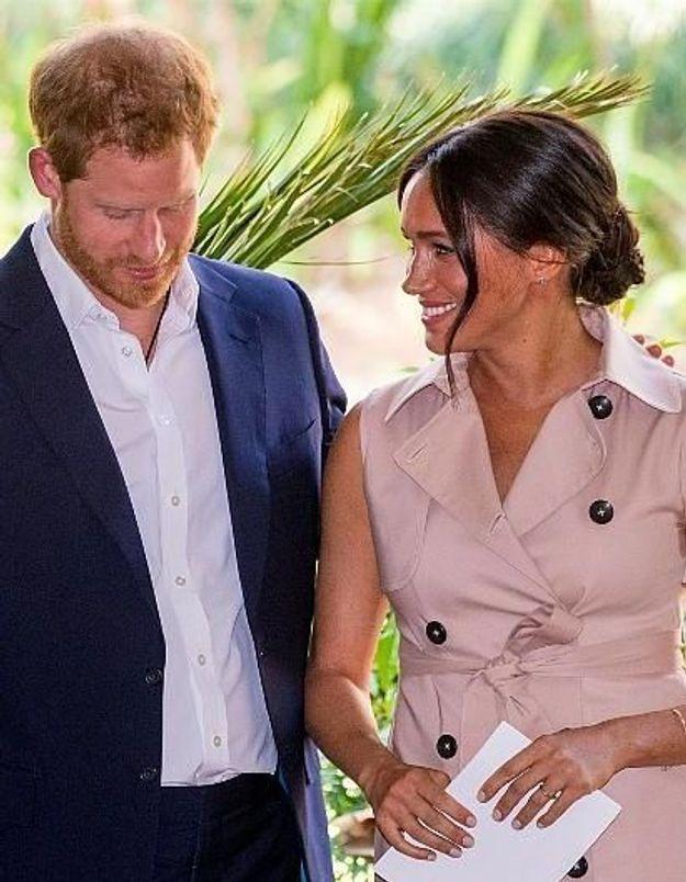 Meghan Markle et le prince Harry : cette grosse bourde qui a fait beaucoup parler !