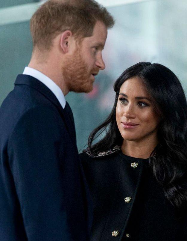 Meghan Markle et le Prince Harry : ils ont un message à faire passer !
