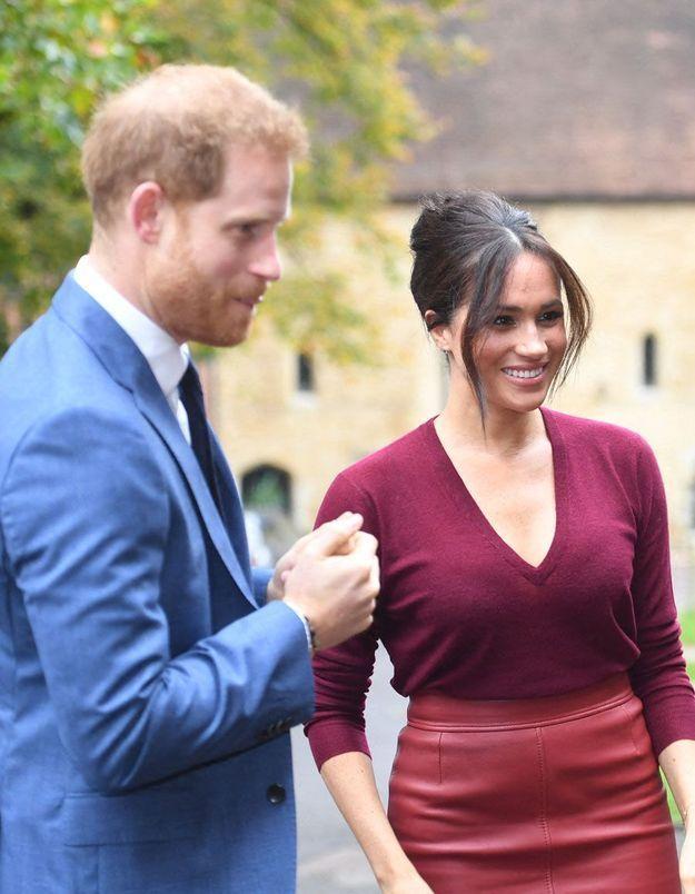 Meghan Markle et le prince Harry : leur nouvelle vie en Californie