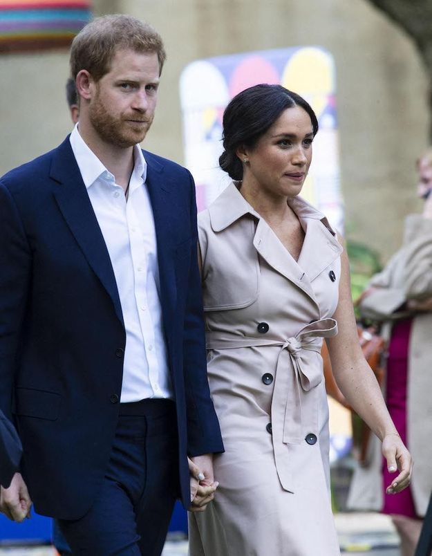 Meghan Markle et le prince Harry ont remboursé leur dette