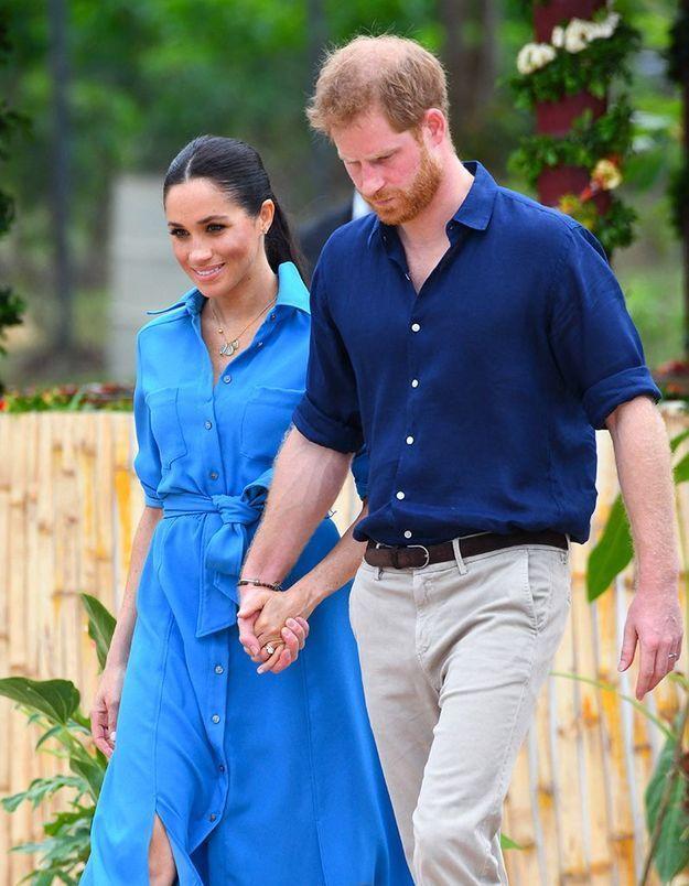 Meghan Markle et le prince Harry s'installent en Californie : découvrez leur incroyable villa !