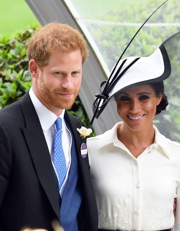 Meghan Markle et le prince Harry : un livre fait de nouvelles révélations fracassantes !