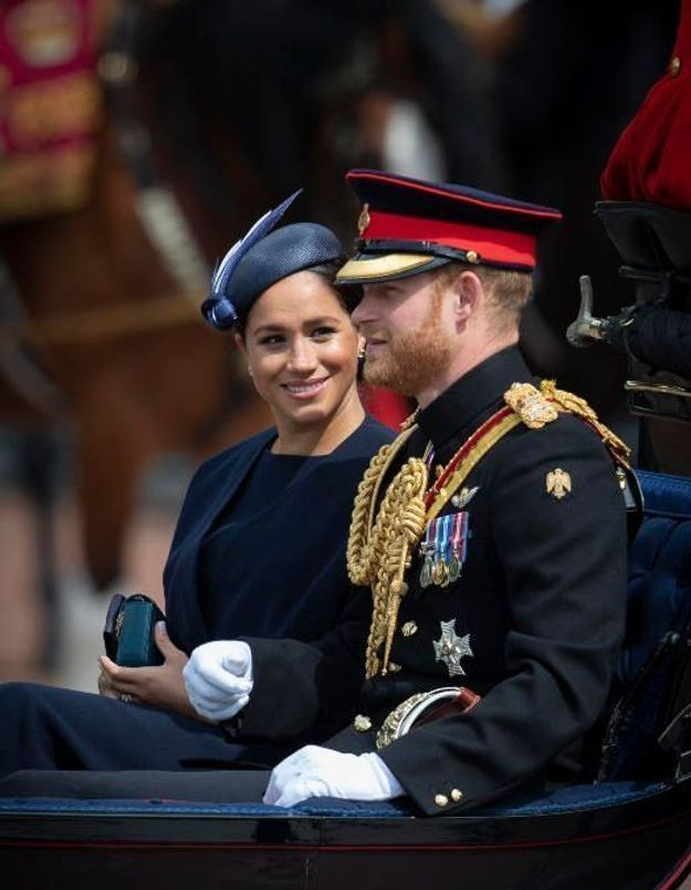 Meghan Markle et le prince Harry : une dispute filmée en direct ?