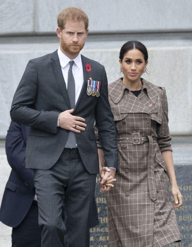 Meghan Markle et le prince Harry vont bientôt rentrer au Royaume-Uni
