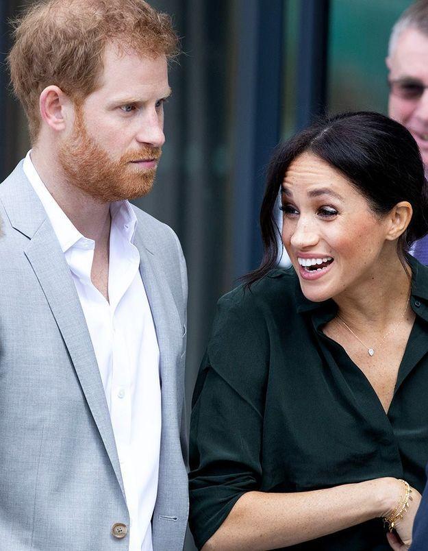Meghan Markle : gênant, son face à face avec les deux ex du prince Harry
