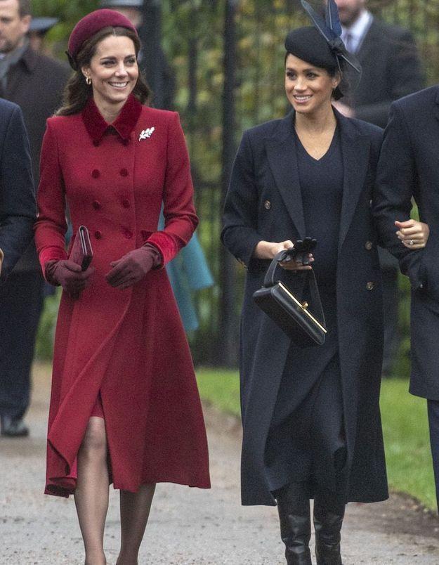 Meghan Markle, jalouse de Kate Middleton ?