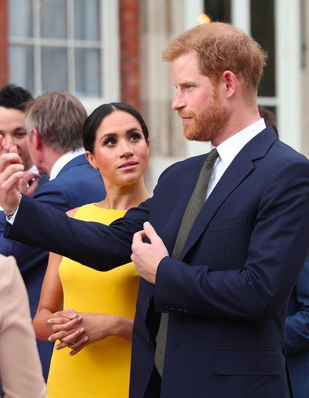 Une duchesse conquise !