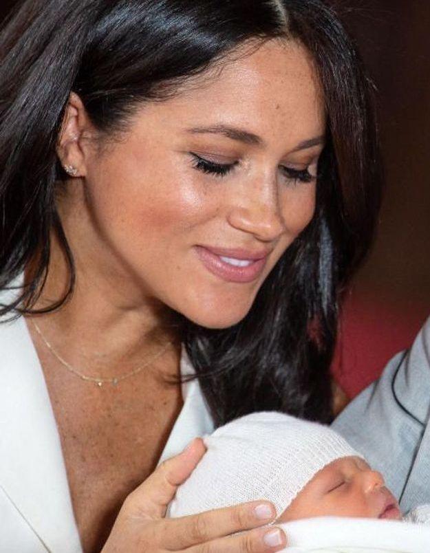 Meghan Markle maman d'un petit Archie : cette drôle de coïncidence autour du prénom de son bébé