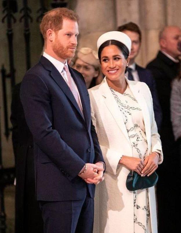 Meghan Markle : pourquoi elle ne porte plus sa bague de fiançailles ?