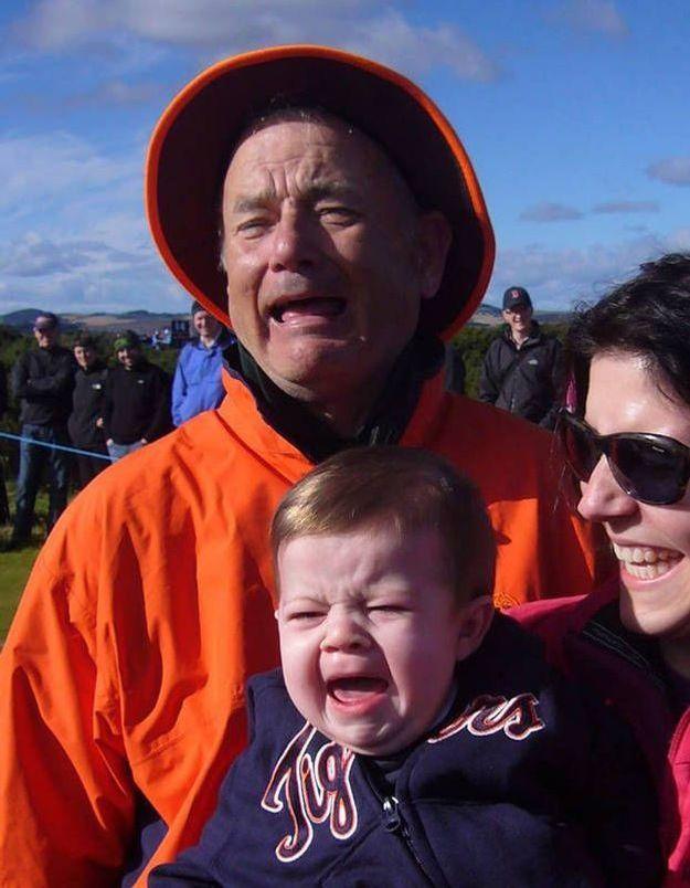 Tom Hanks ou Bill Murray : la photo qui rend fou