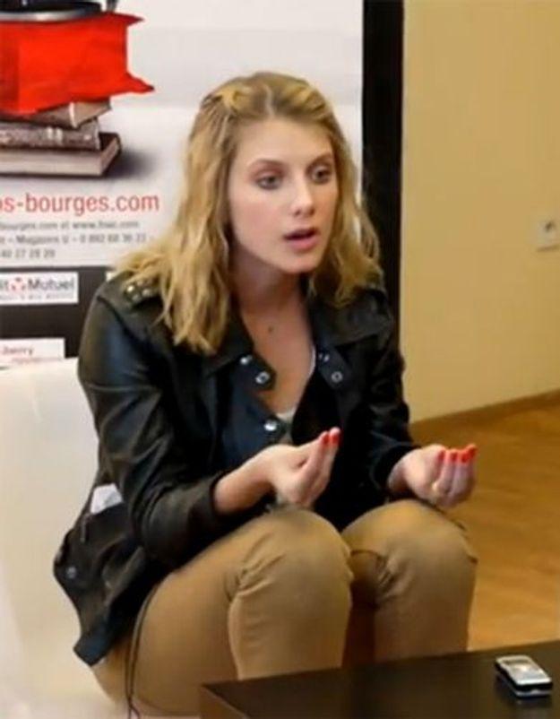 Mélanie Laurent se fâche contre les médias et Internet