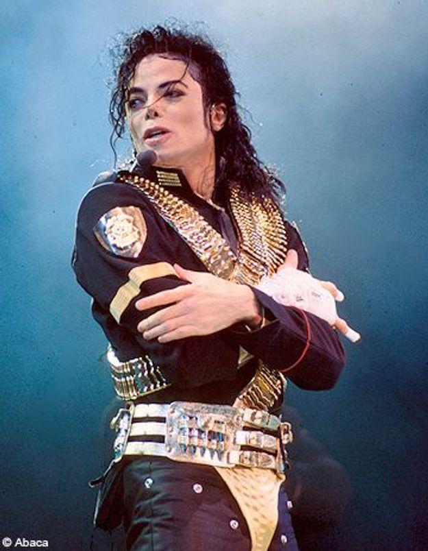 Michael Jackson était presque aveugle
