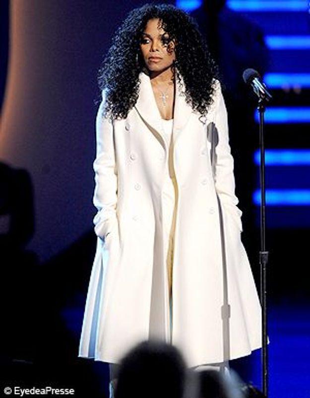 Michael Jackson : l'hommage de Janet