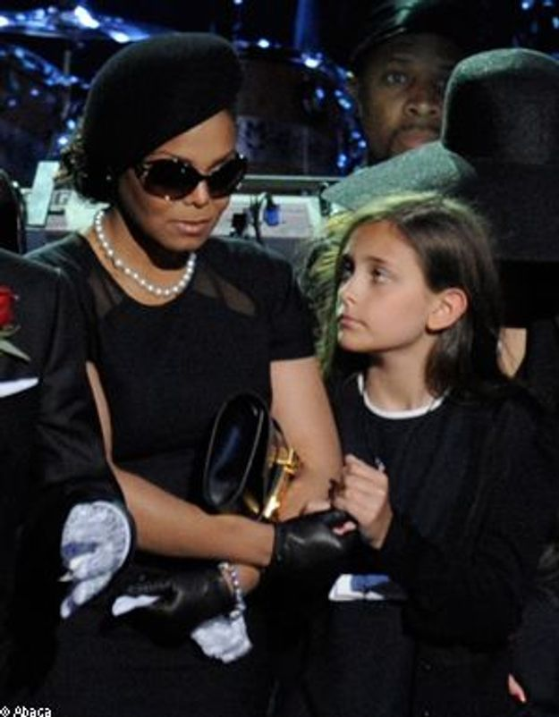 Michael Jackson : le parrain est le père biologique de Paris ?